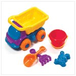 SAND TRUCK PLAY SET