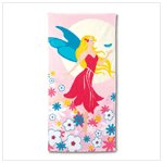 NEW!!! FAIRY BEACH TOWEL