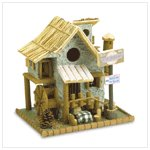 NEW OLD MILL RESTAURANT BIRDHOUSE