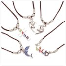 LOVE AND FAITH PENDANTS