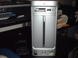 HP Pavilion SlimLine s7613w PC