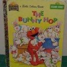 Little Golden Book  Sesame Street   The Bunny Hop