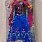 NEW Disney Frozen Sparkle Anna of Arendelle Doll - Elsa Sister NIP