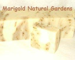 Aloe Calendula All natural Handmade Soap