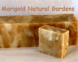 Cinnamon Almond All Natural Handmade Soap
