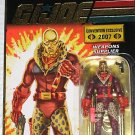 G.I. Joe 2007 SDCC Pimp Daddy Destro Gold Head