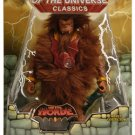 MASTERS OF THE UNIVERSE CLASSICS GRIZZLOR MOTU