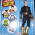 DC Universe Retro Wave 4 Black Adam Mego -Ready to Ship