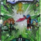 DC Universe Green Lantern Classics Wave 2 Lantern Animals Dex-starr, Desportellis, and B'dg