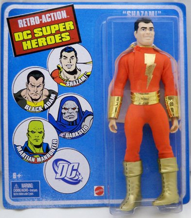 DC Mego Retro Wave 4 - Shazam IN STOCK
