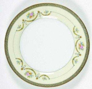 """Set of 3 Noritake~MARIGOLD~8-5/8"""" Luncheon Plates"""