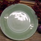 "Anchor Hocking Fire King JANE RAY Jade-ite 9-1/8"" Dinner Plate"