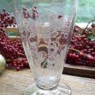 Fostoria   ROGENE #5082 Etch #269   Iced Tea Glass~Goblet