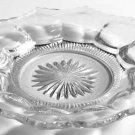 "HEISEY EAPG #300 Colonial Clear 5-7/8"" Bread & Butter Plate"