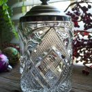 Tarentum Glass Co. CORNELL Flint Pickle/Marmalade/Jelly Jar EAPG