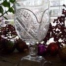 Adams & Company ASHMAN Spooner/Water Goblet~EAPG~c. 1880