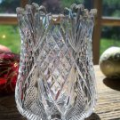 T.G. HAWKES & Co. signed DEVONSHIRE Pattern American Brilliant Cut Glass Spooner?
