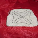 Beaded Purse vintage bag by Debbie John Wind Imports Made in Japan  No. 116