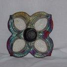 Prolon tile pottery Flower vase holder butterfly shape No. 127