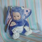 Cuddle Kids Collectible Butterfly kid 2002 Geppeddo Product   132