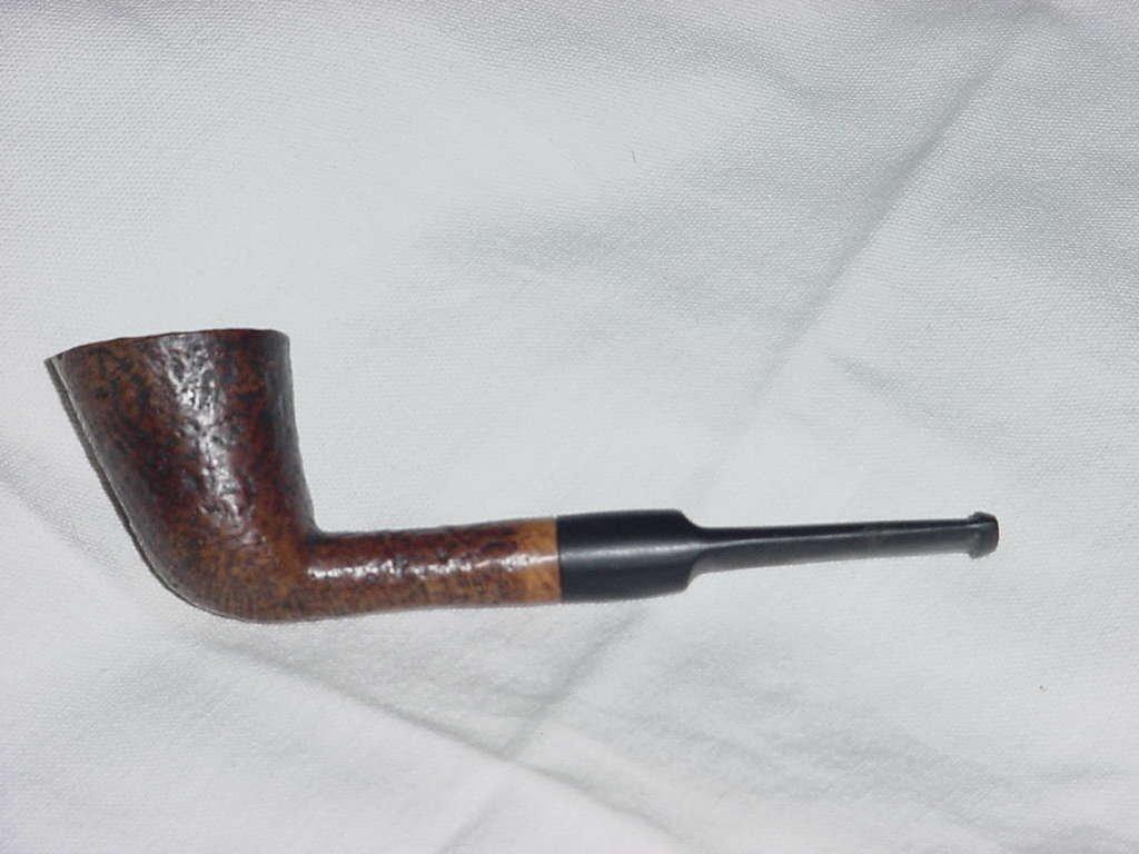 Dutch Sand grain Briar Pipe 55 No. 134