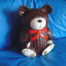 OMC  bank Otagiri Brown Bear Bank Excellent Condition