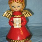 Vintage ceramic or plaster choir Girl  No. 190