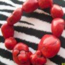Red Color Rock Braclet!!!!!Z2-33