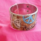 Multi Color Peace Bangle!!!!!!!  Z2-79