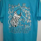 "Aqua GIRLY GIRL ""Jus' Tannin"" tee"