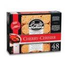 Cherry Bisquettes - 48 Per Pack