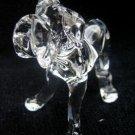 MASTIFF DOG CRYSTAL GLASS COLLECTIBLE MINIATURE FIGURINE