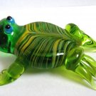 UKRAINIAN MURANO / FROG ART GLASS LAMPWORK MINIATURE