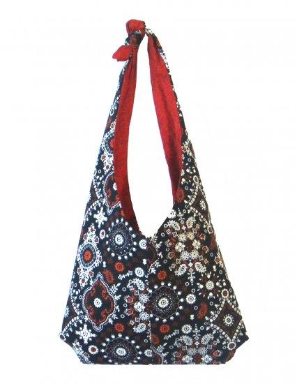 MoMo Tie Top Shoulder Bag