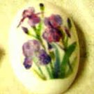 Purple Iris Embedded Soaps NR Everlasting Image 2