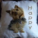 "Personalized Pet Photo 14"" Pillow Mother's Day!"