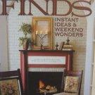 Flea Market Finds Instant Ideas & Weekend Wonders Book - Hardcover