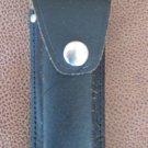 Real Leather Knife Sheath for Folding Blade Knife