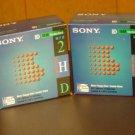 New Sony 2 (10 pack) Floppy Disks