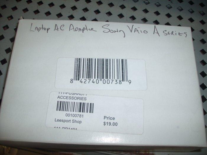 New Compatible PCGA-AC71 Sony Vaio Laptop AC