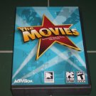Used THE MOVIES Hollywood Movie Star Simulation PC Game