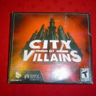 Used City Of Villians PC Game