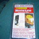 Homeline Circuit Breaker 20 Amp HOM120CAFIC