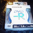 FUJIFILM DVD-R (8cm) x 10 - 1.4 GB - storage media