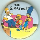 The Simpsons On The Couch Pin