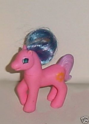 Hasbro's My Little Pony McDonald Happy Meal Toy