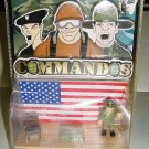 Micro Icons Commandos Series 1 Patriotic Platform New