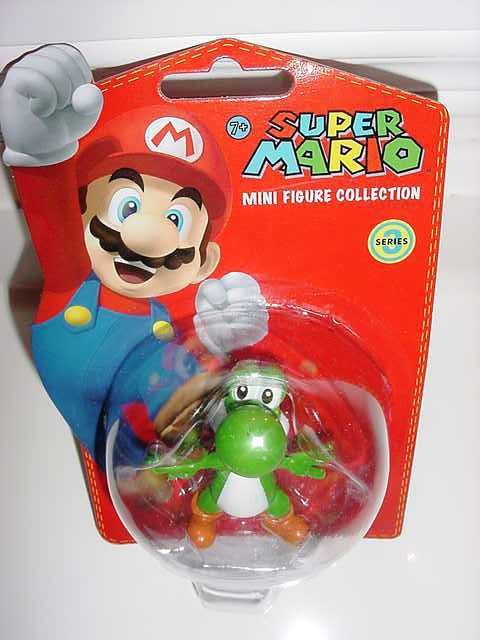 Super Mario Mini Figure Collection Series 3 Yoshi
