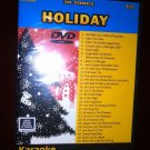 Forever Hits Holiday Songs Karaoke DVD FH-9331 New