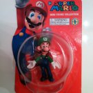Super Mario Bros. Luigi 2 inch Mini Figure (Series 1)